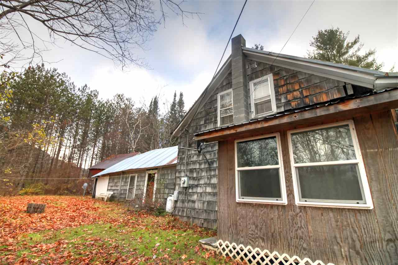 STOCKBRIDGE VT Home for sale $$70,000 | $50 per sq.ft.