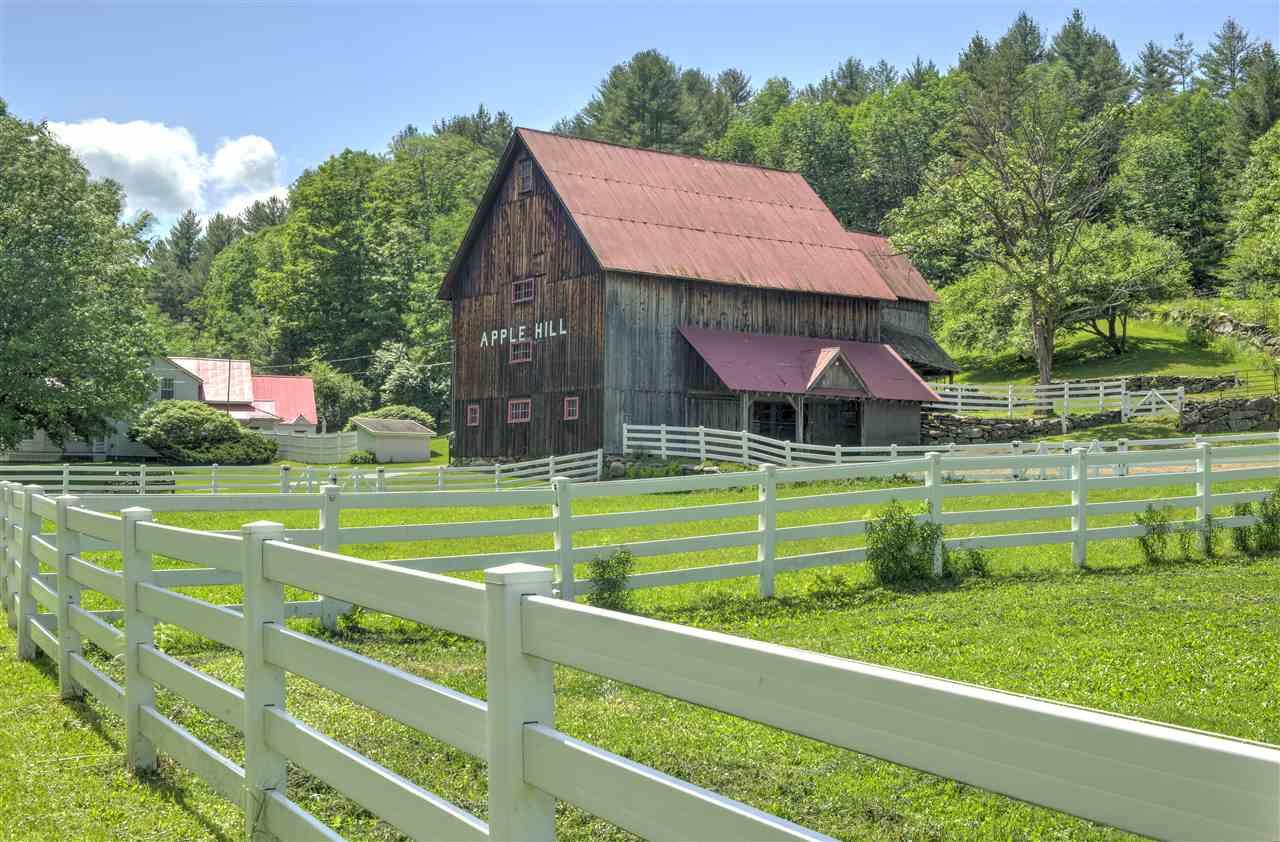 Rochester VTHorse Farm | Property  on West Branch White River