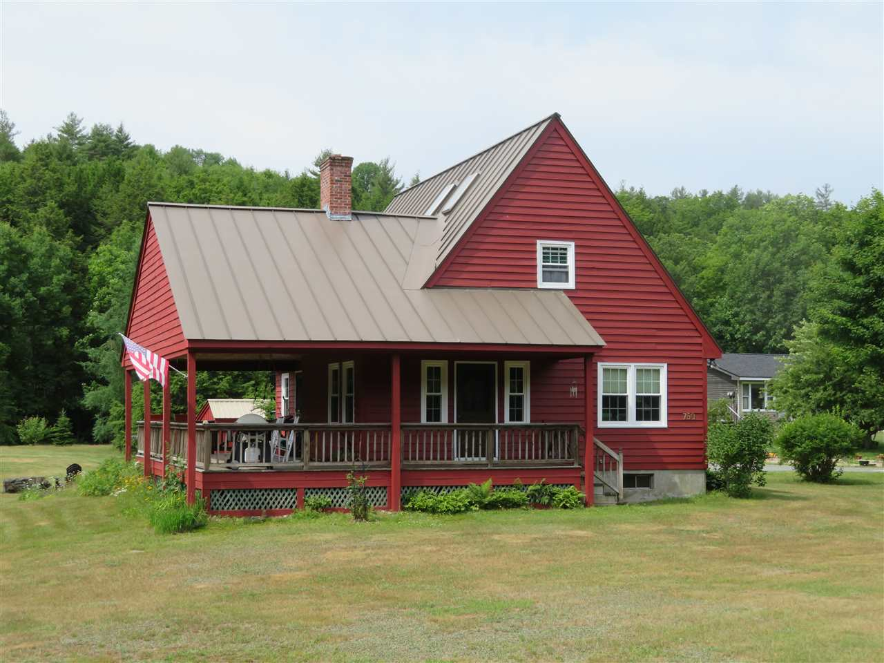 VILLAGE OF SAXTONS RIVER IN TOWN OF ROCKINGHAM VT Lake House for sale $$210,000 | $127 per sq.ft.