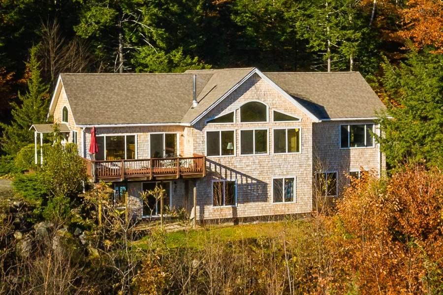 NEW DURHAM NH Home for sale $595,000