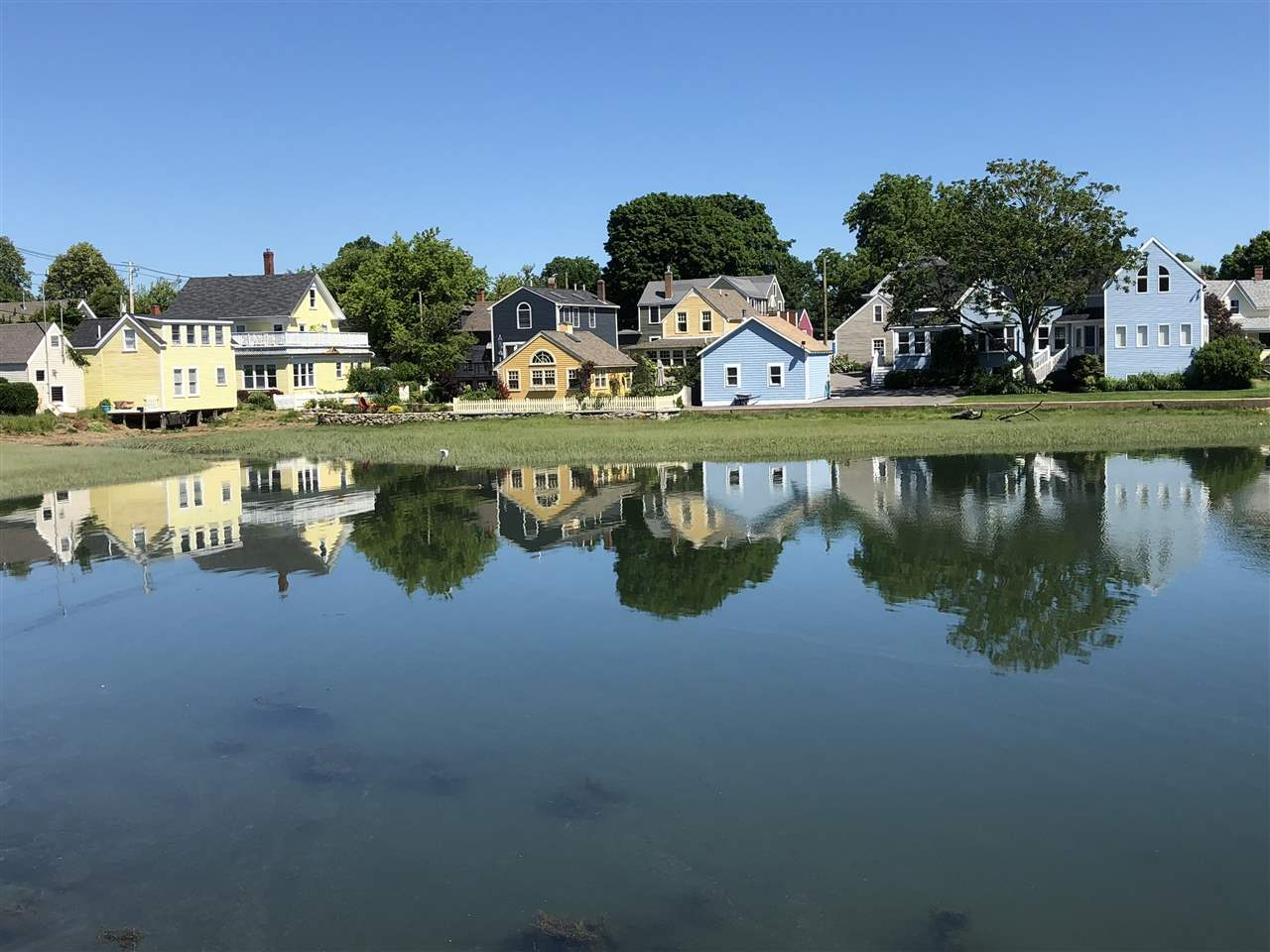Portsmouth NH River Piscataqua River waterfront home for sale