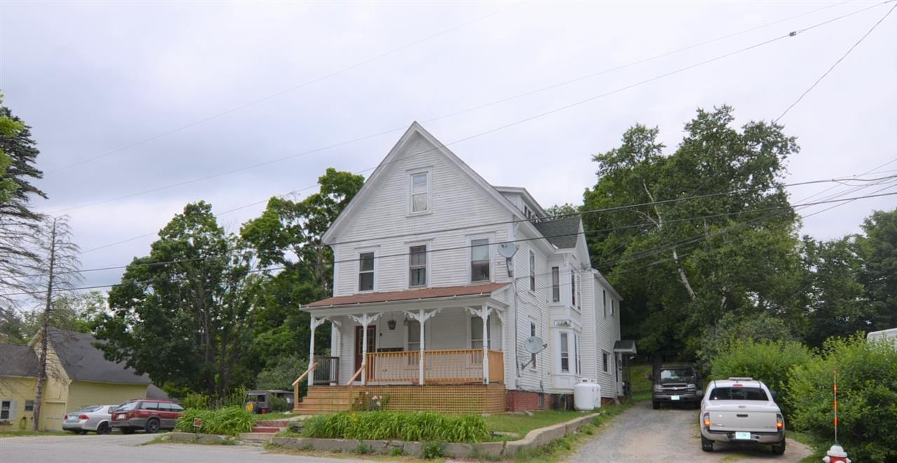 NEWPORT NH Multi Family for sale $$139,000 | $45 per sq.ft.