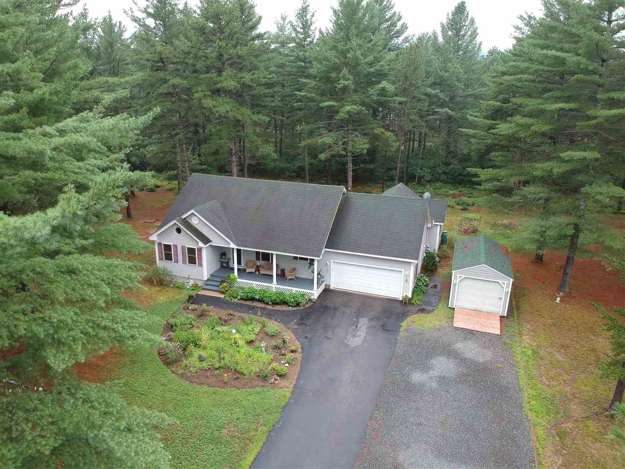 VILLAGE OF WEST OSSIPEE IN TOWN OF OSSIPEE NH  Home for sale $279,900
