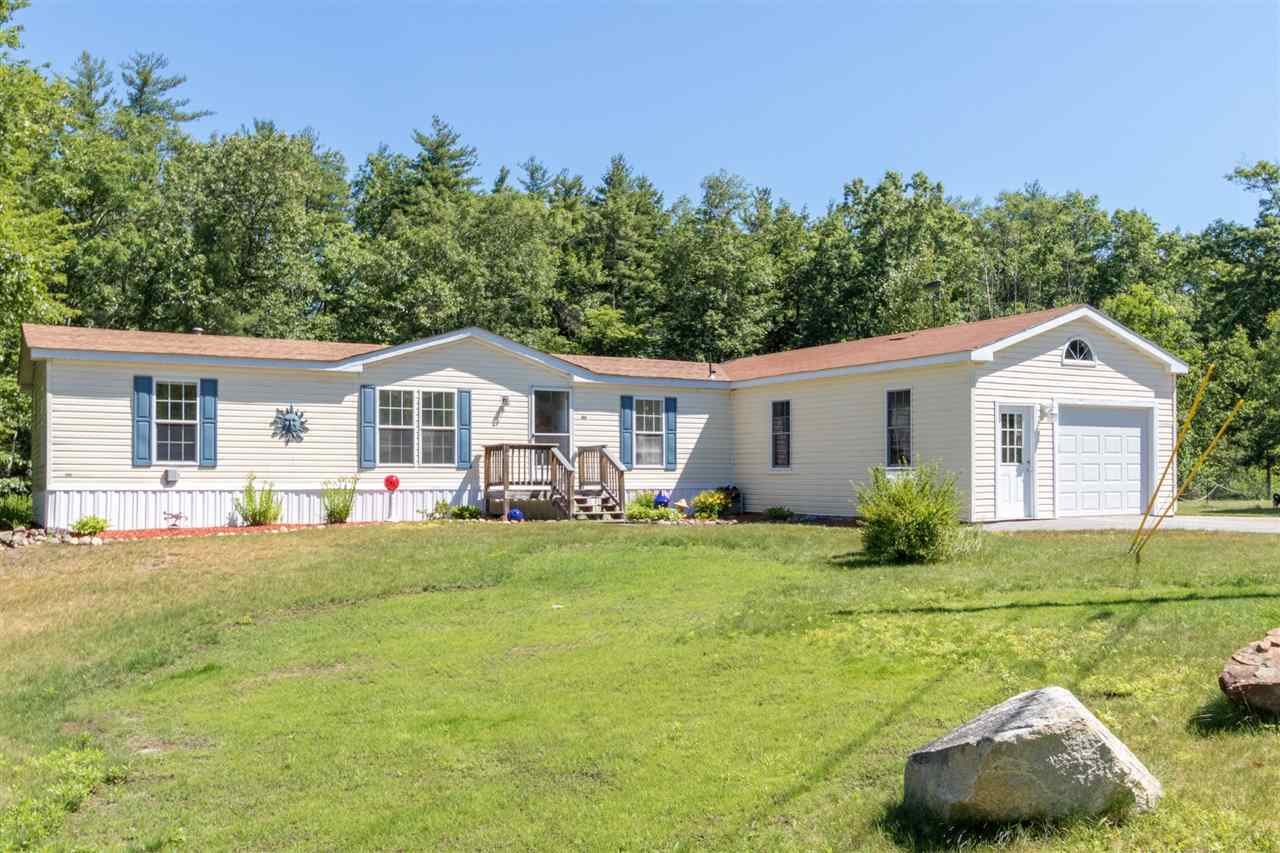 Manuf Mobile Homes For Sale In Paradise Ridge Home Park NH Photo Of 46 Country Lane