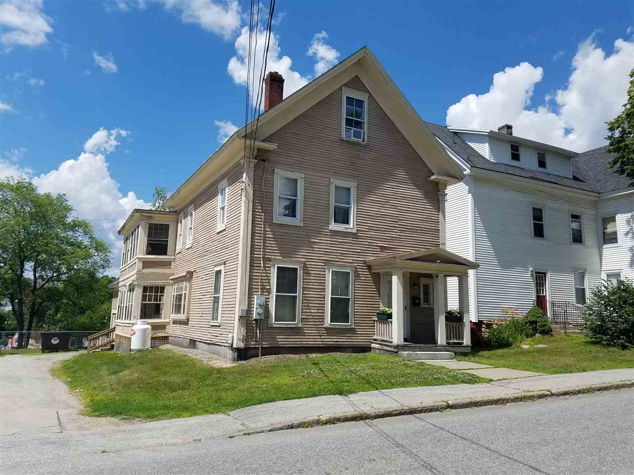 Newport NH 03773 Multi Family for sale $List Price is $109,000