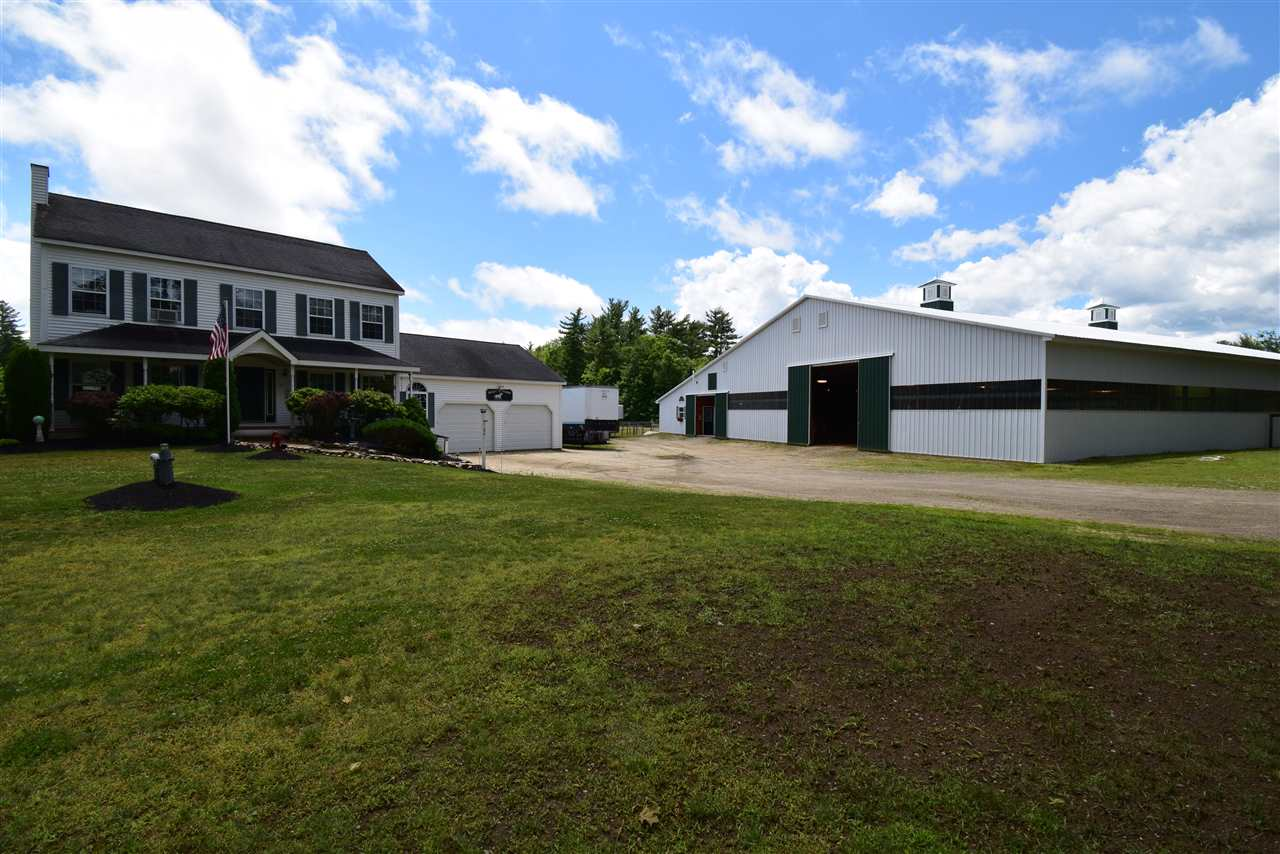 Fremont NH Horse Farm | Property