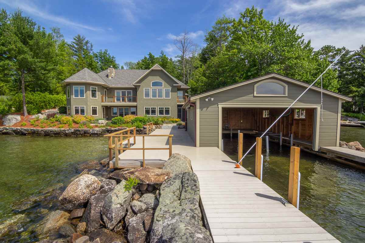 GILFORD NH  Home for sale $2,250,000