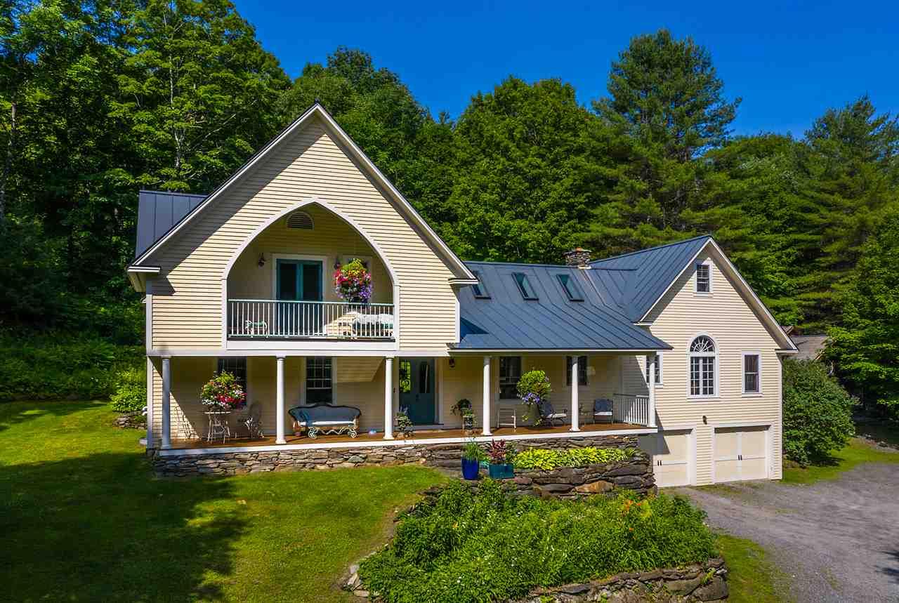 POMFRET VTHome for sale $$1,200,000 | $439 per sq.ft.