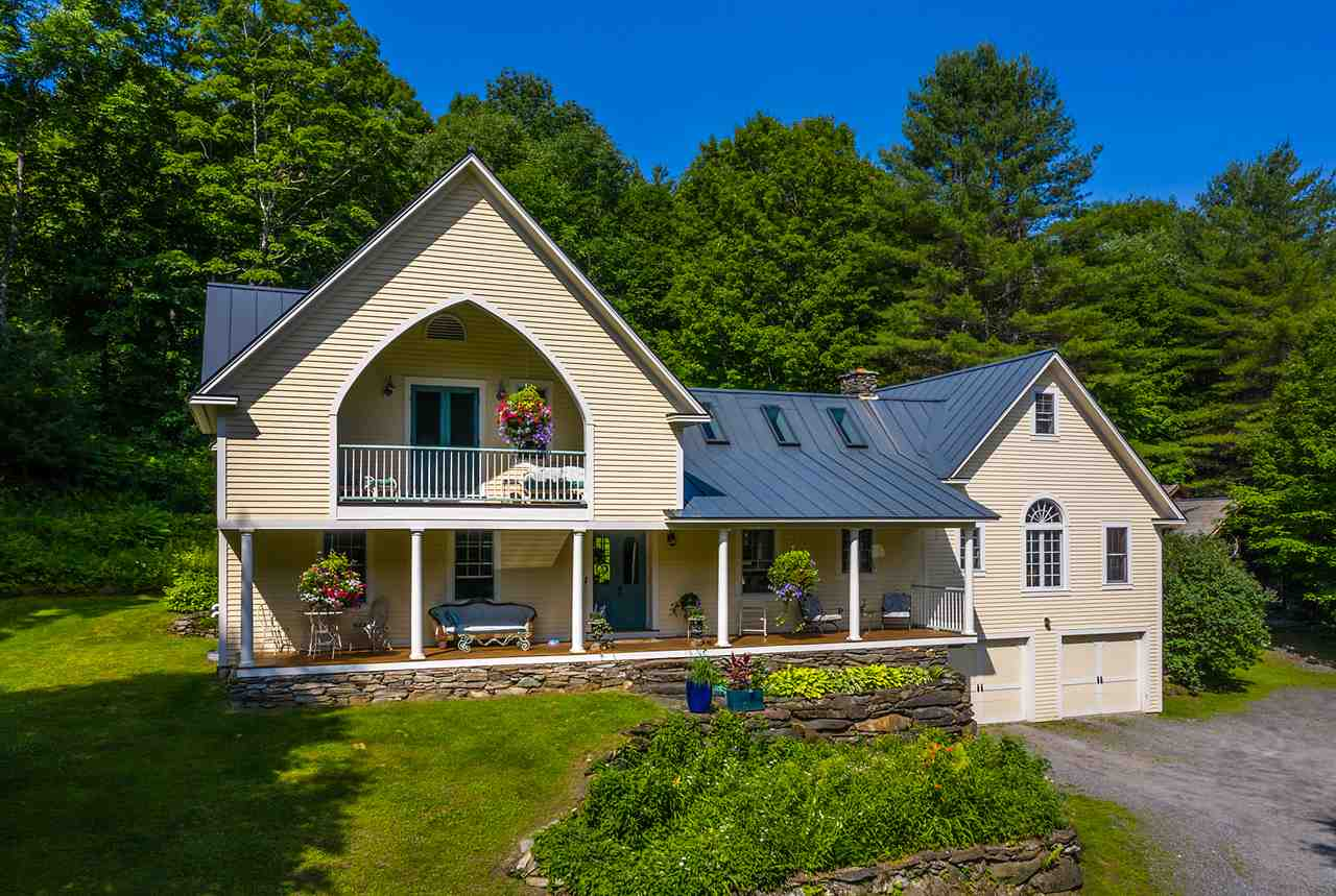 Pomfret VT Home for sale $List Price is $1,200,000