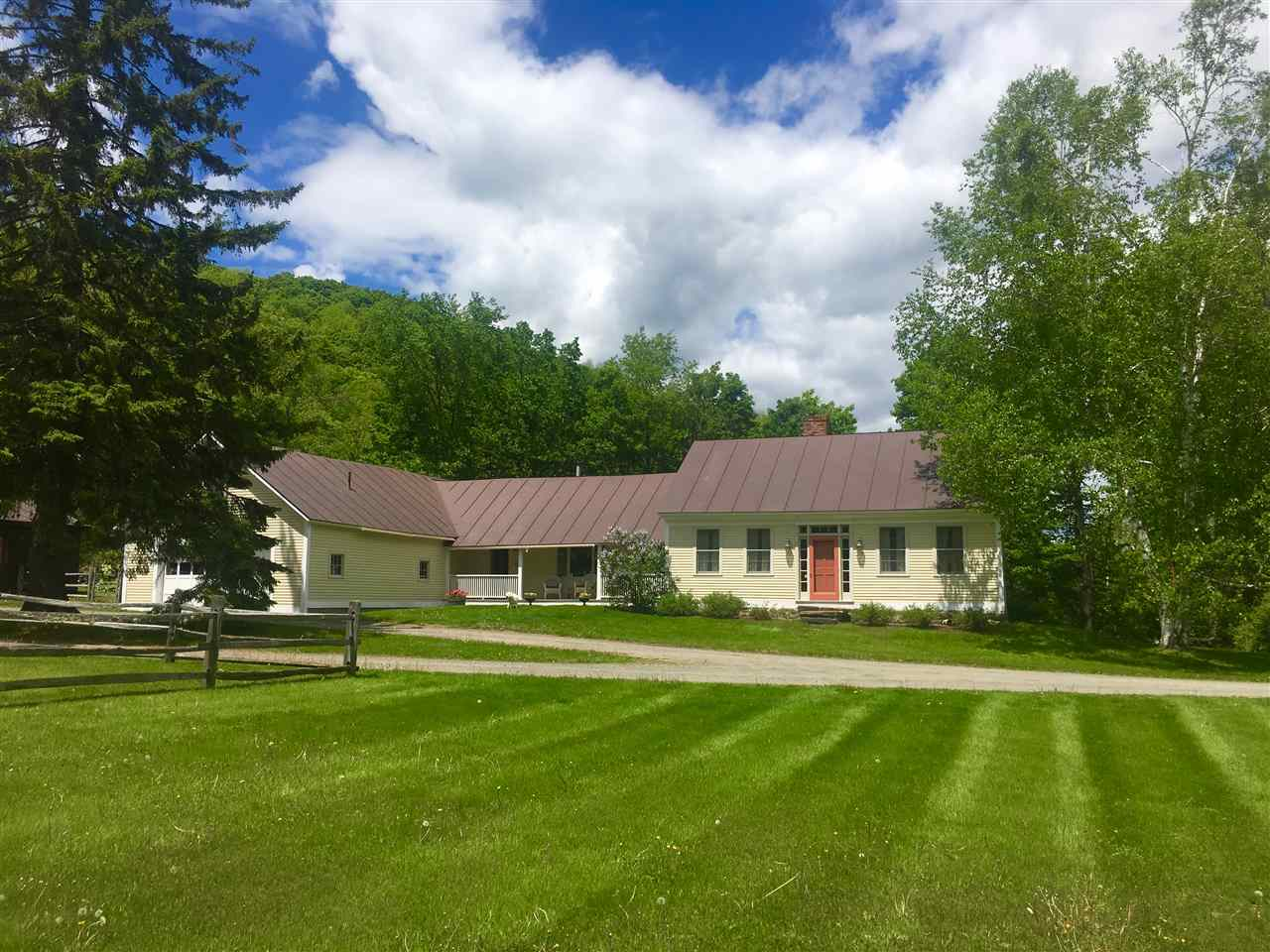 Woodstock VT Multi Family for sale $List Price is $699,000