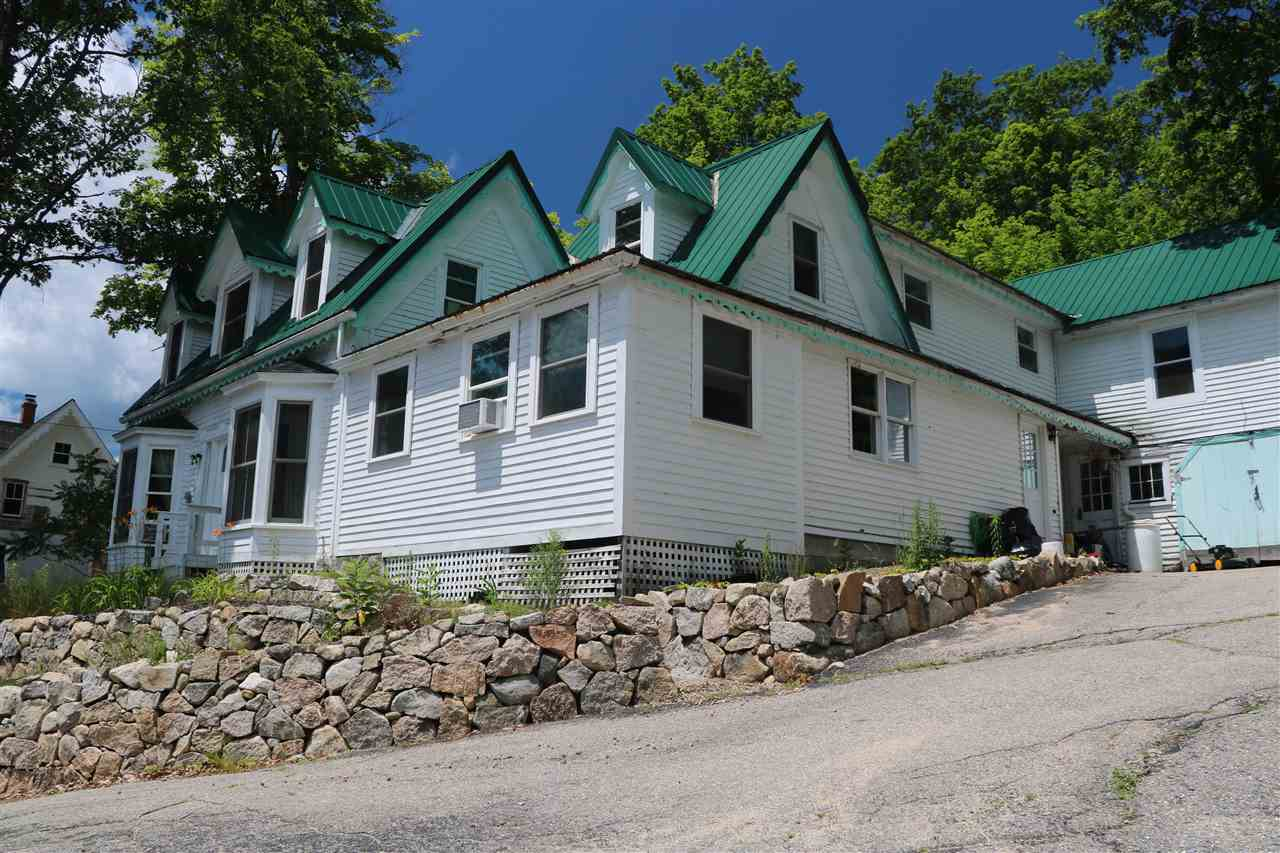 OSSIPEE NH  Multi Family for sale $150,000