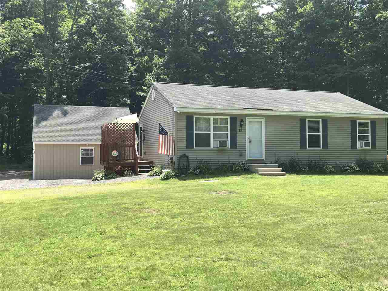 ALSTEAD NH Lake House for sale $$169,900 | $163 per sq.ft.