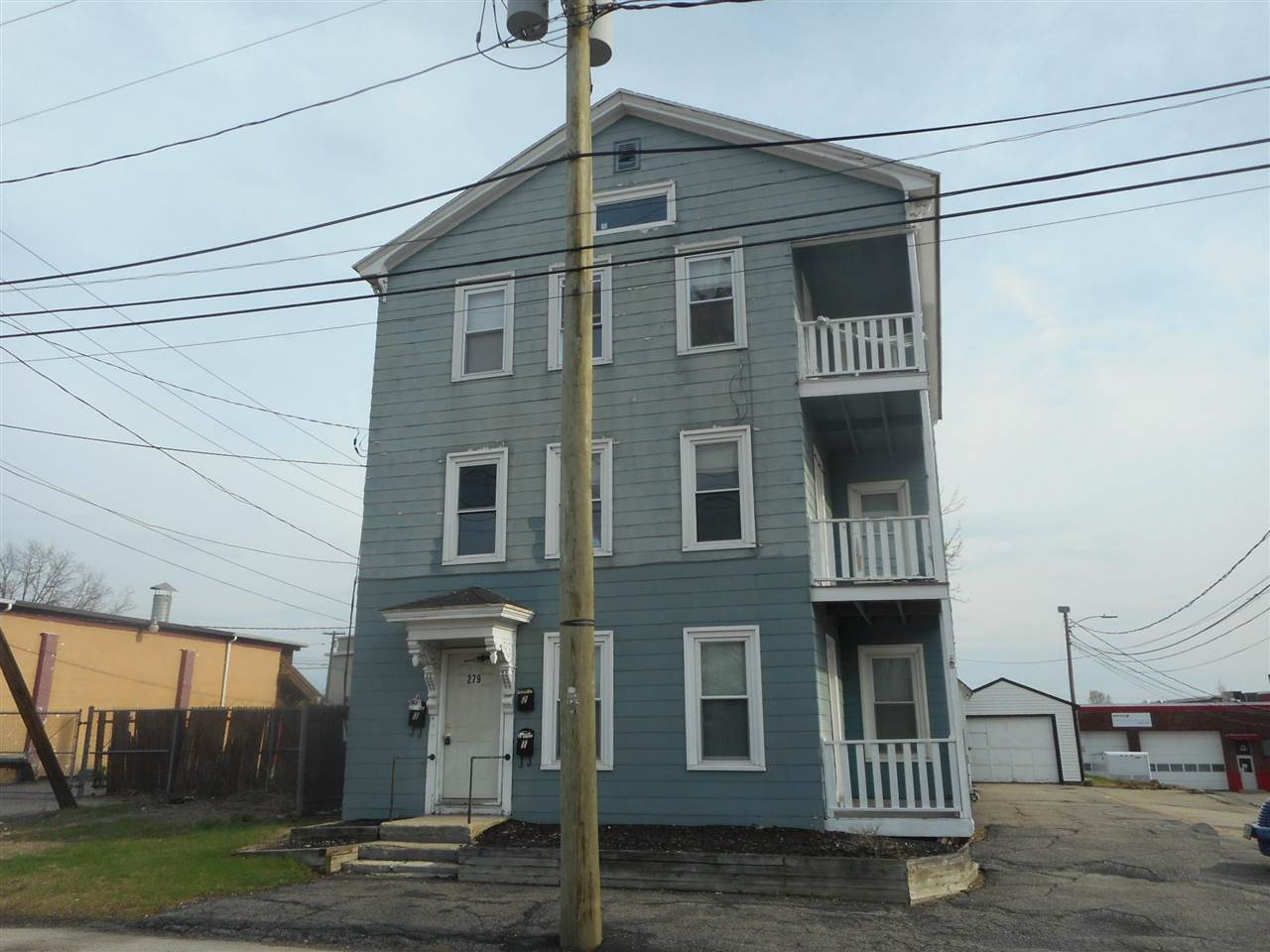 MANCHESTER NH Multi Family for sale $$165,000 | $0 per sq.ft.