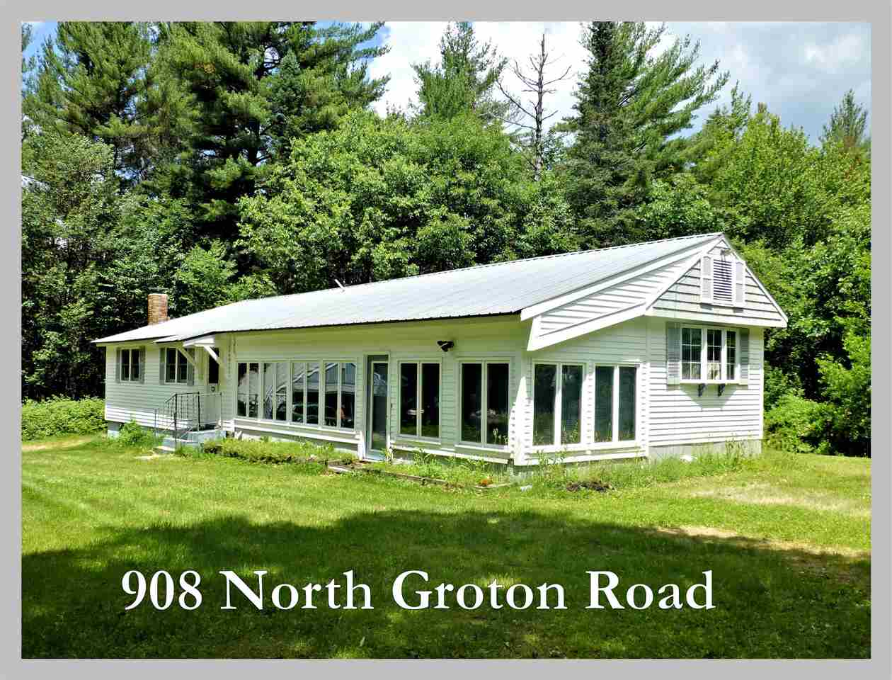 GROTON NH Home for sale $$134,900 | $115 per sq.ft.