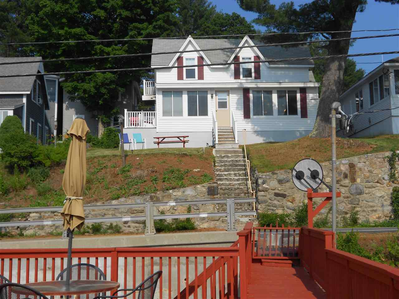 VILLAGE OF ALTON BAY IN TOWN OF ALTON NH  Home for sale $599,900