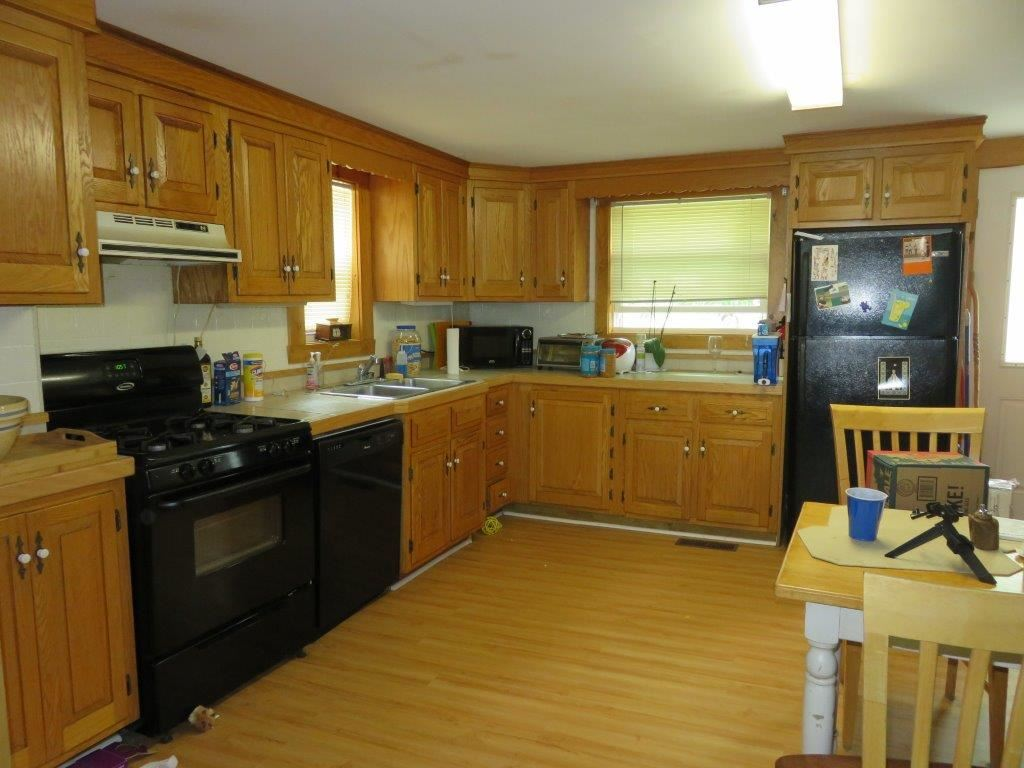 First Floor Unit Kitchen 12230100