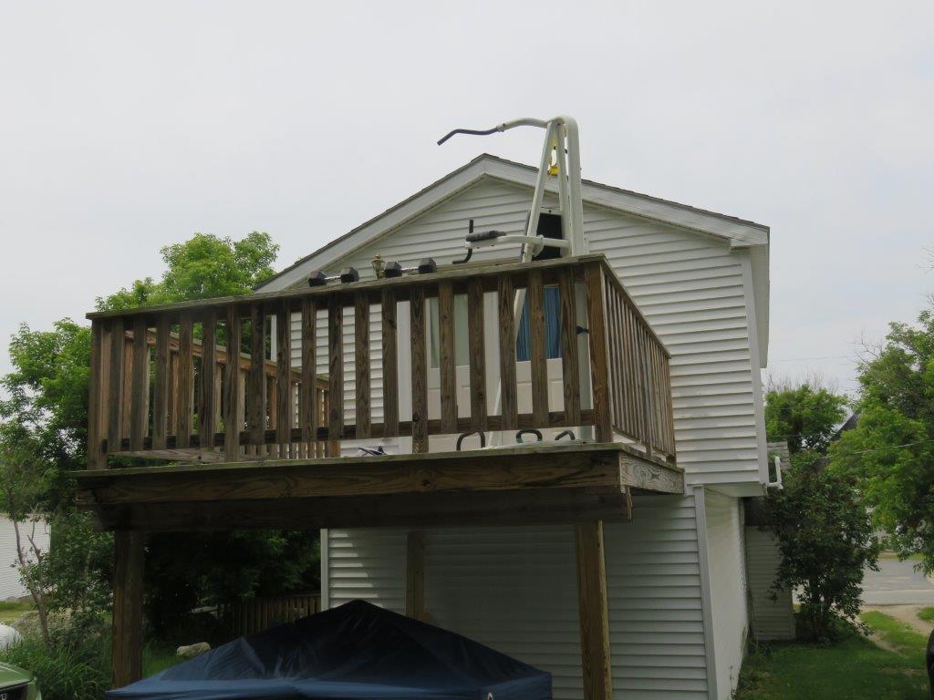 Rear Deck 12230106