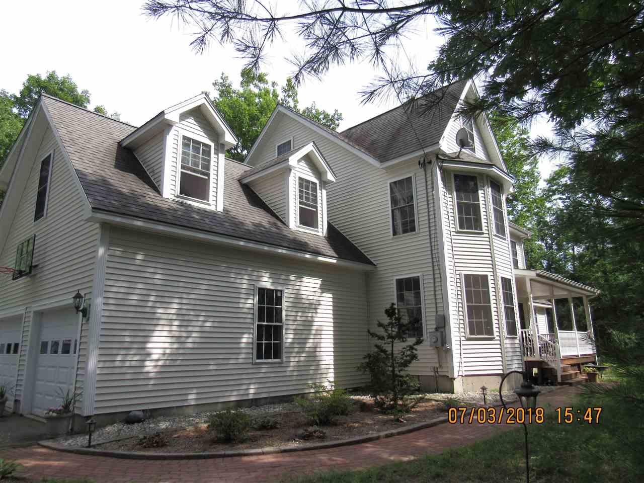 Dunbarton NHHome for sale $List Price is $429,000