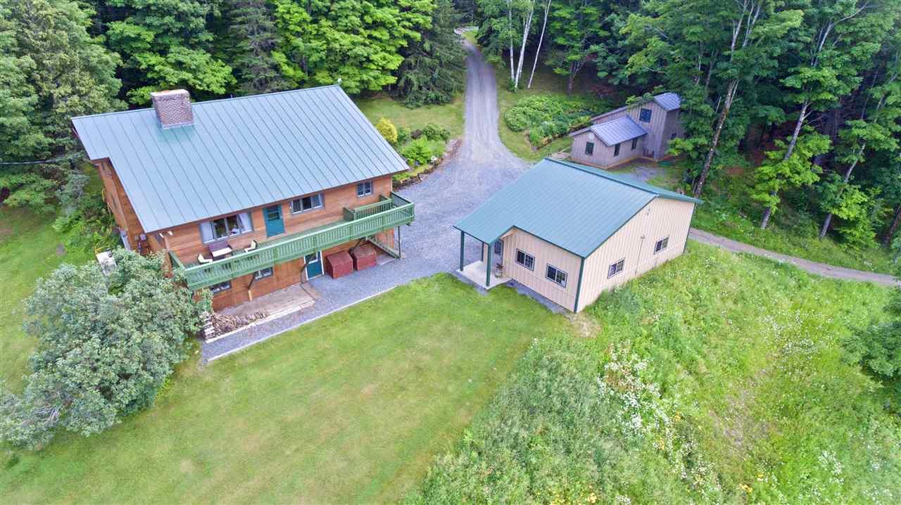 Pomfret VT Home for sale $625,000