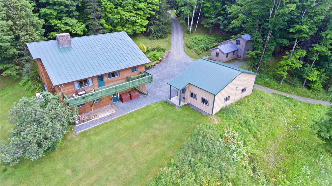 Pomfret VT Home for sale $List Price is $550,000