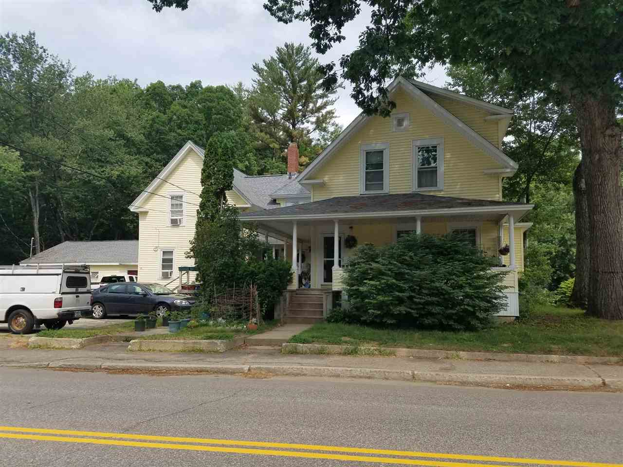 MLS 4661325: 7 Water St & 5 Red Gate Ln, Meredith NH