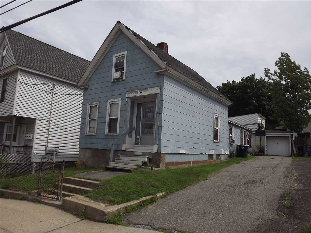 Nashua NH Home for sale $List Price is $120,000
