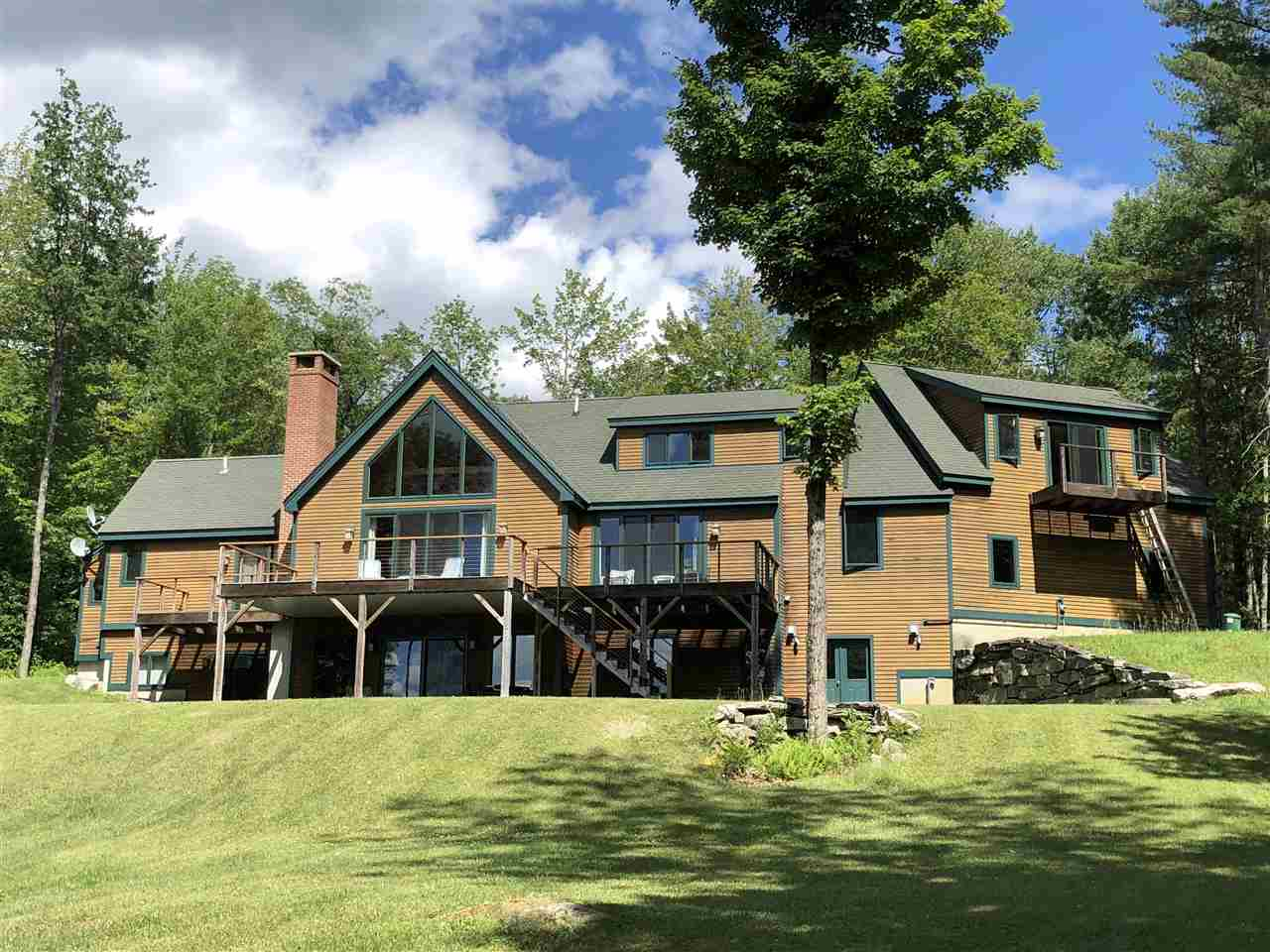 Woodstock VT Home for sale $List Price is $990,000