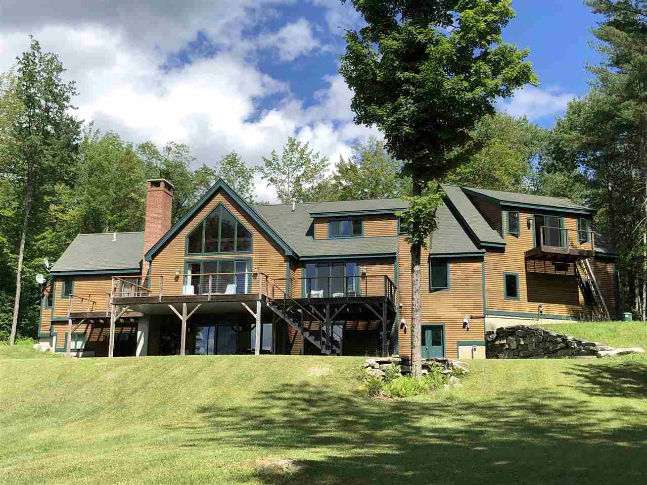 Woodstock VT Home for sale $990,000