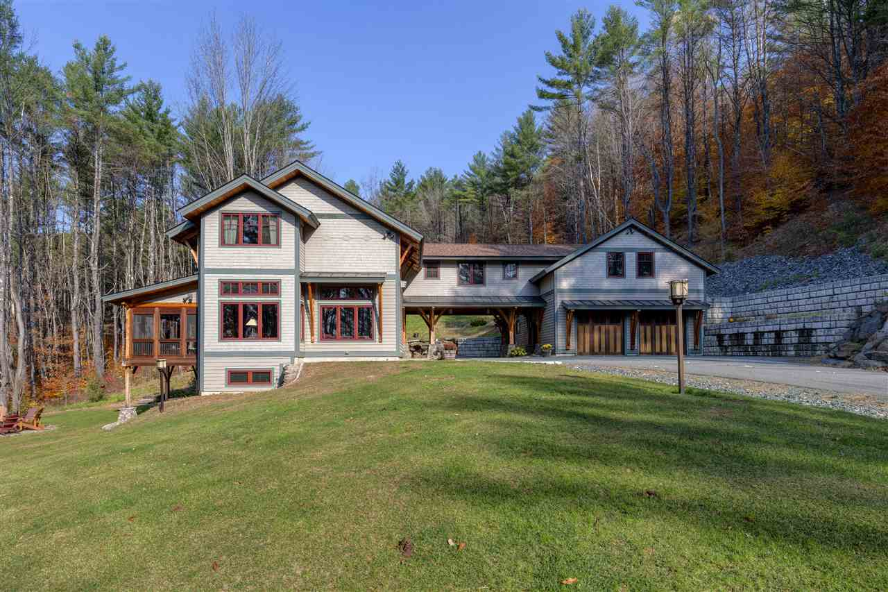 VILLAGE OF QUECHEE IN TOWN OF HARTFORD VT Home for sale $$1,100,000 | $295 per sq.ft.