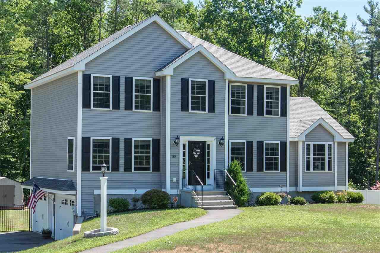 Auburn NHHome for sale $List Price is $449,900