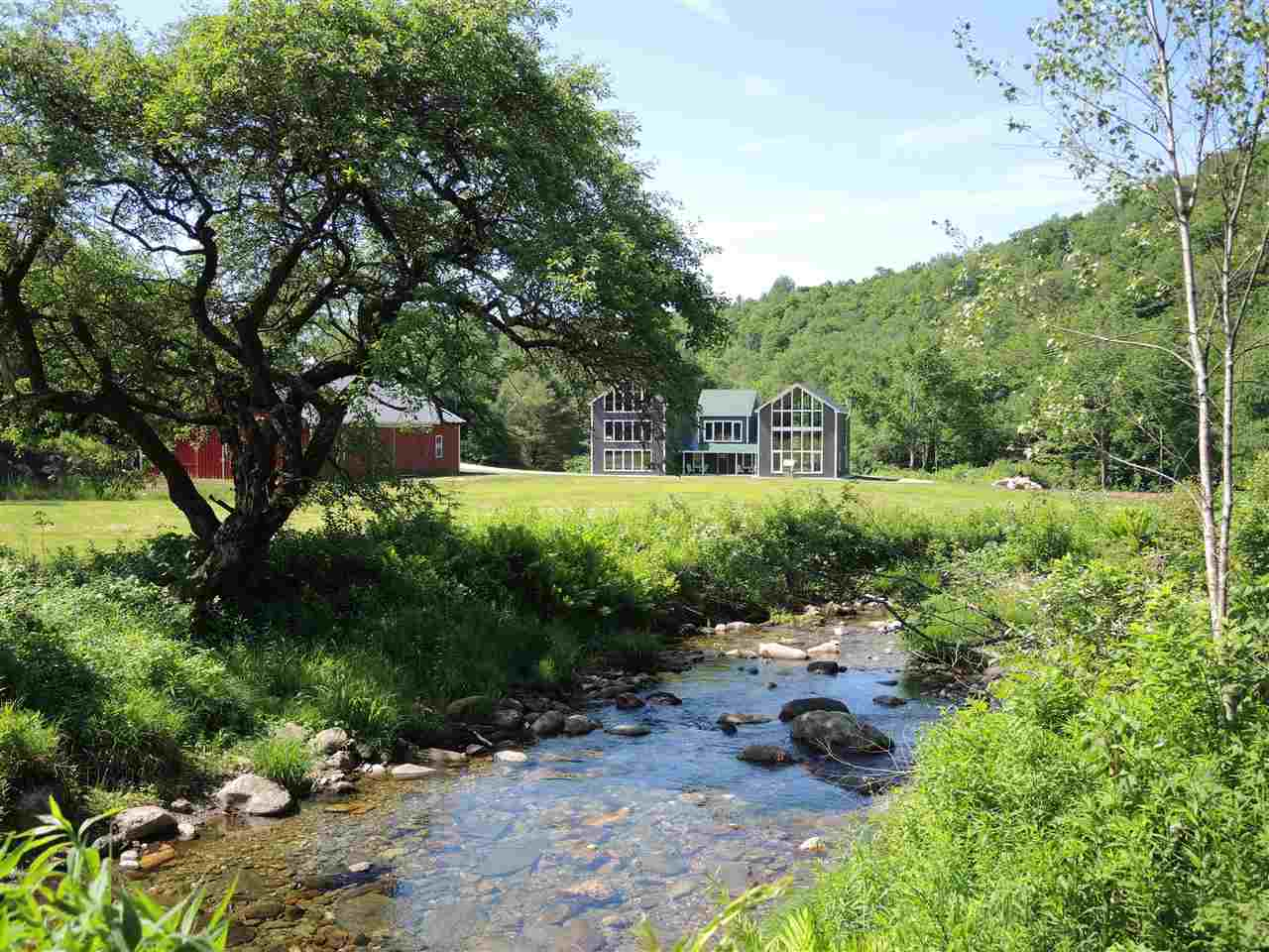 Chittenden VT Horse Farm | Property  on Halpin/Steam Mill Brook