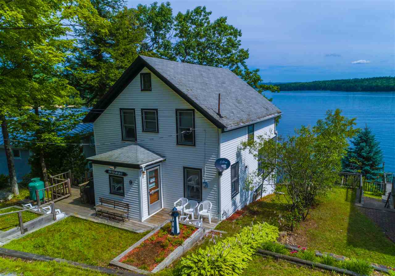 NEWBURY NH Lake House for sale $$875,000 | $897 per sq.ft.