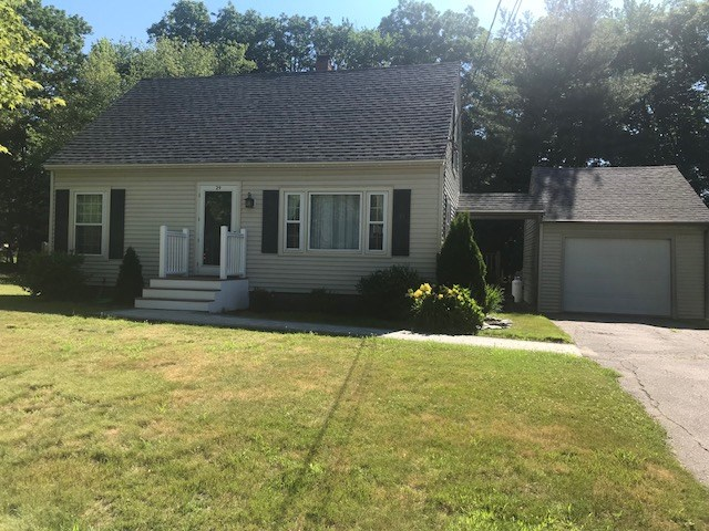 MANCHESTER NH Home for sale $$259,000 | $206 per sq.ft.