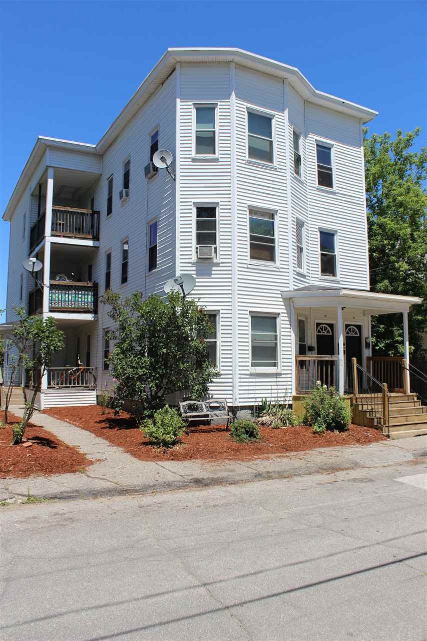 image of Manchester NH  3 Unit Multi Family | sq.ft. 6015