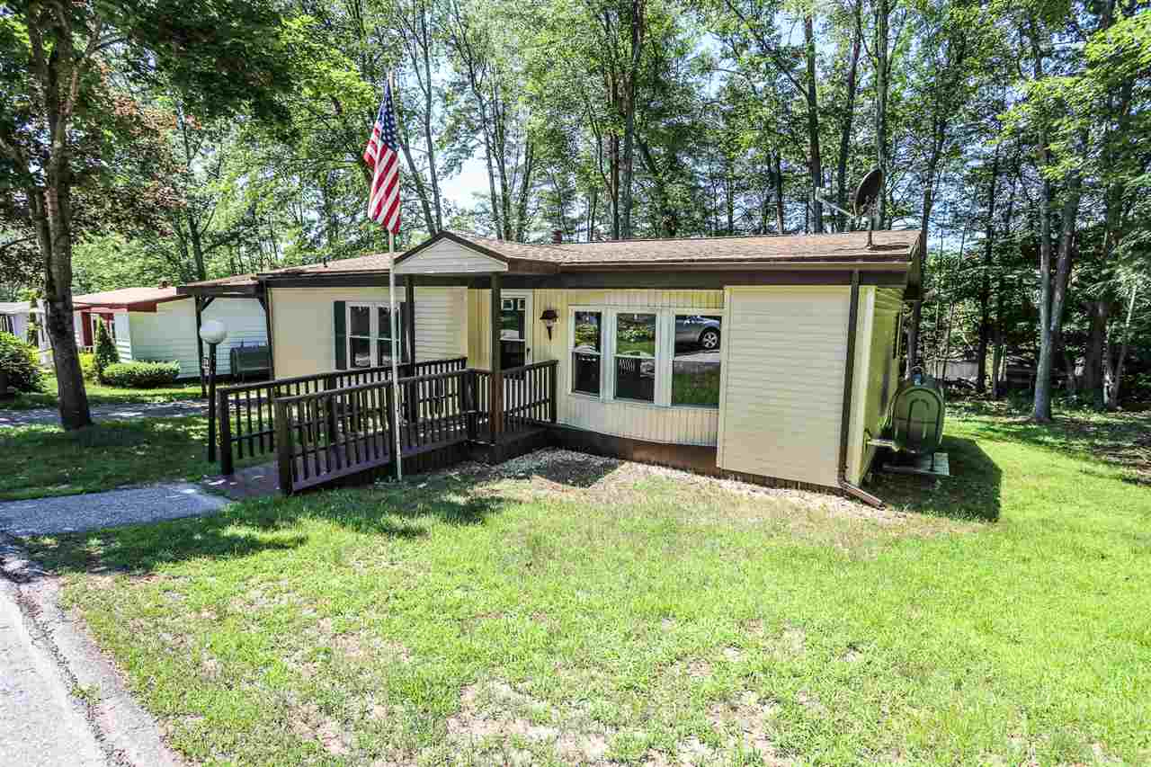 Goffstown NHMobile-Manufacured Home for sale $List Price is $82,000