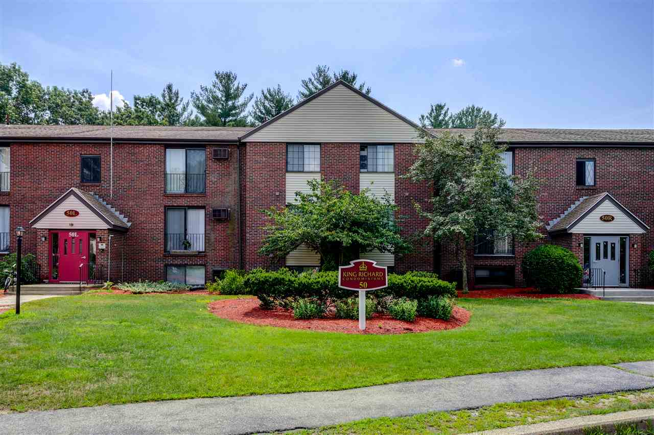 image of Manchester NH Condo | sq.ft. 705