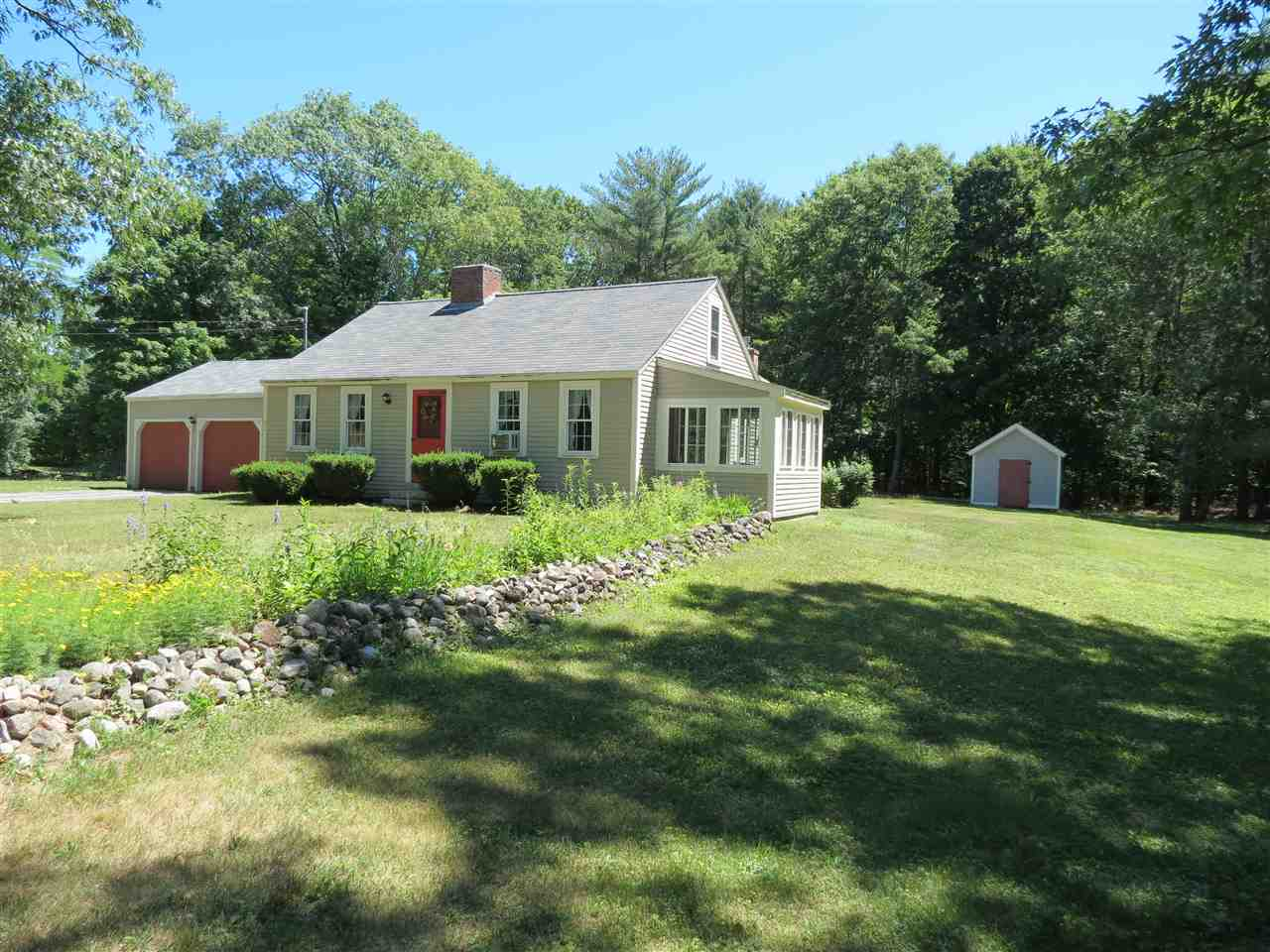 VILLAGE OF OSSIPEE VILLAGE NH IN TOWN OF OSSIPEE NH  Home for sale $199,900