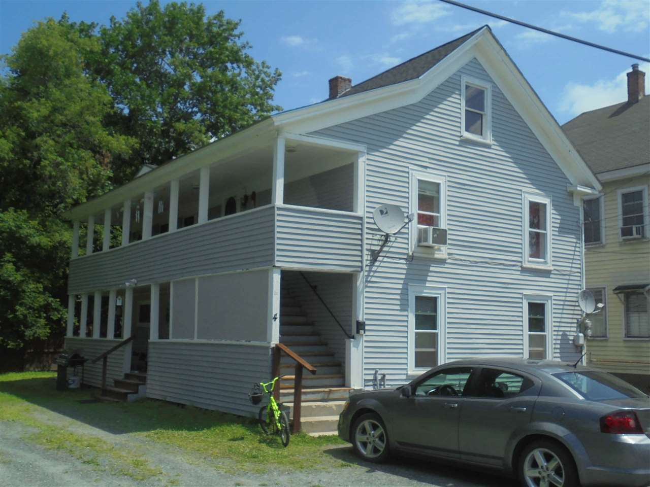 CLAREMONT NH Multi Family for sale $$107,000 | $58 per sq.ft.