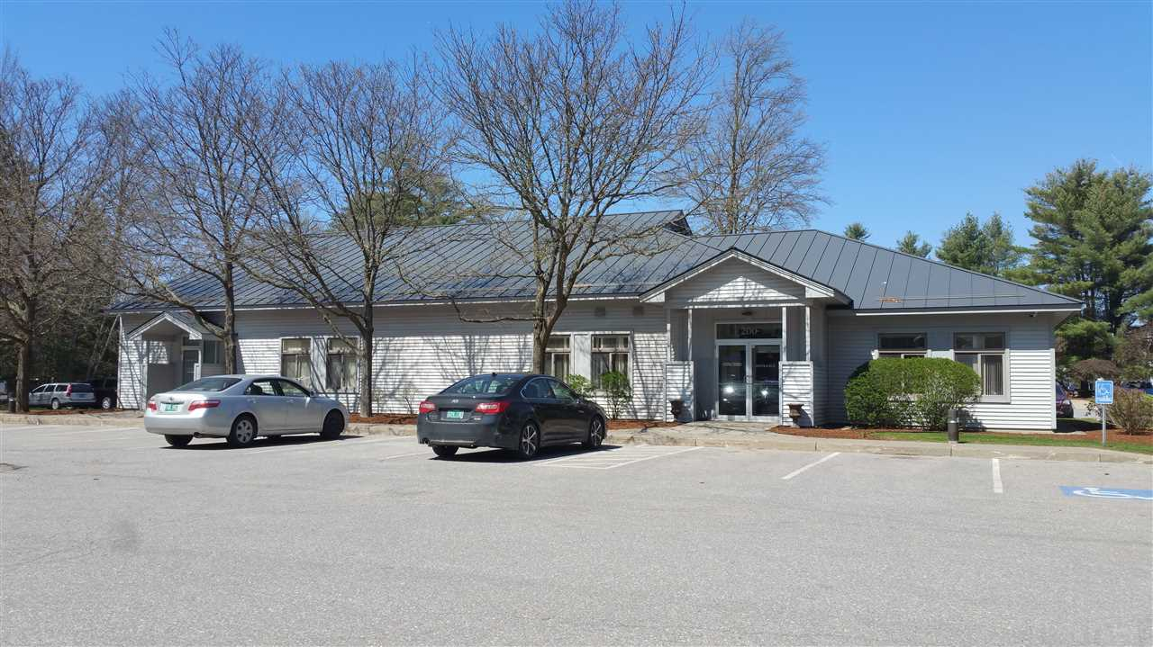 Ideal for a veterinary business, this building is move-in ready and comes with all equipment. Meticulously maintained by current owner including recent interior and exterior renovations (2017 and 2018), roof cover replaced in 2012, upgraded with commercial grade hot water heater in 2014 and all lights changed to LEDs.  Built in 1997. Also great for a regular office user looking to stop leasing and start investing! Municipal water/sewer and natural gas. Located 1.25 miles from I-89 Exit 12 and .75 miles from Route 2A near Maple Tree Place and all of Williston's most desirable amenities.