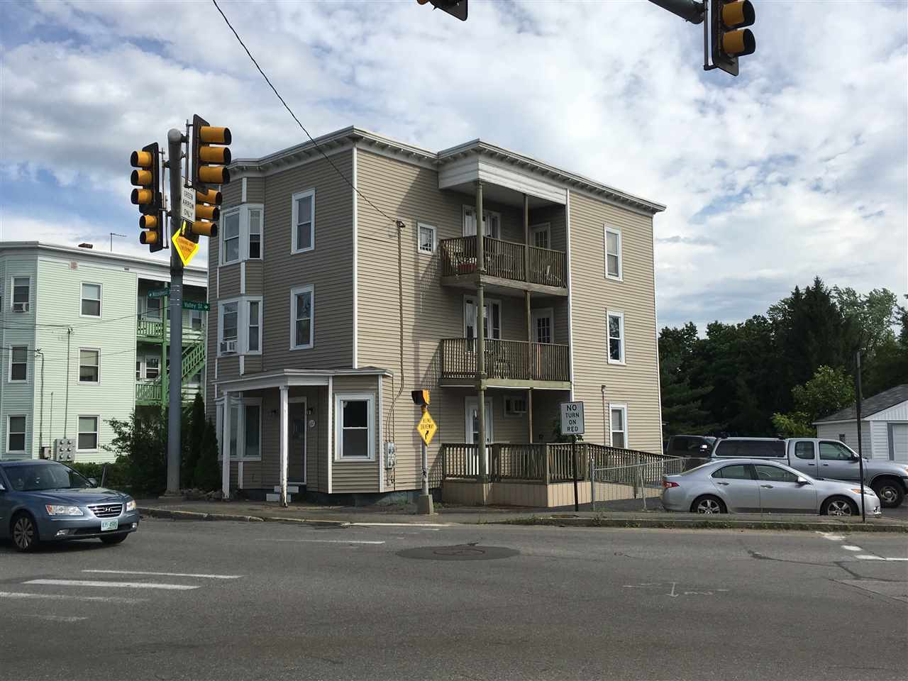 image of Manchester NH  3 Unit Multi Family | sq.ft. 3804