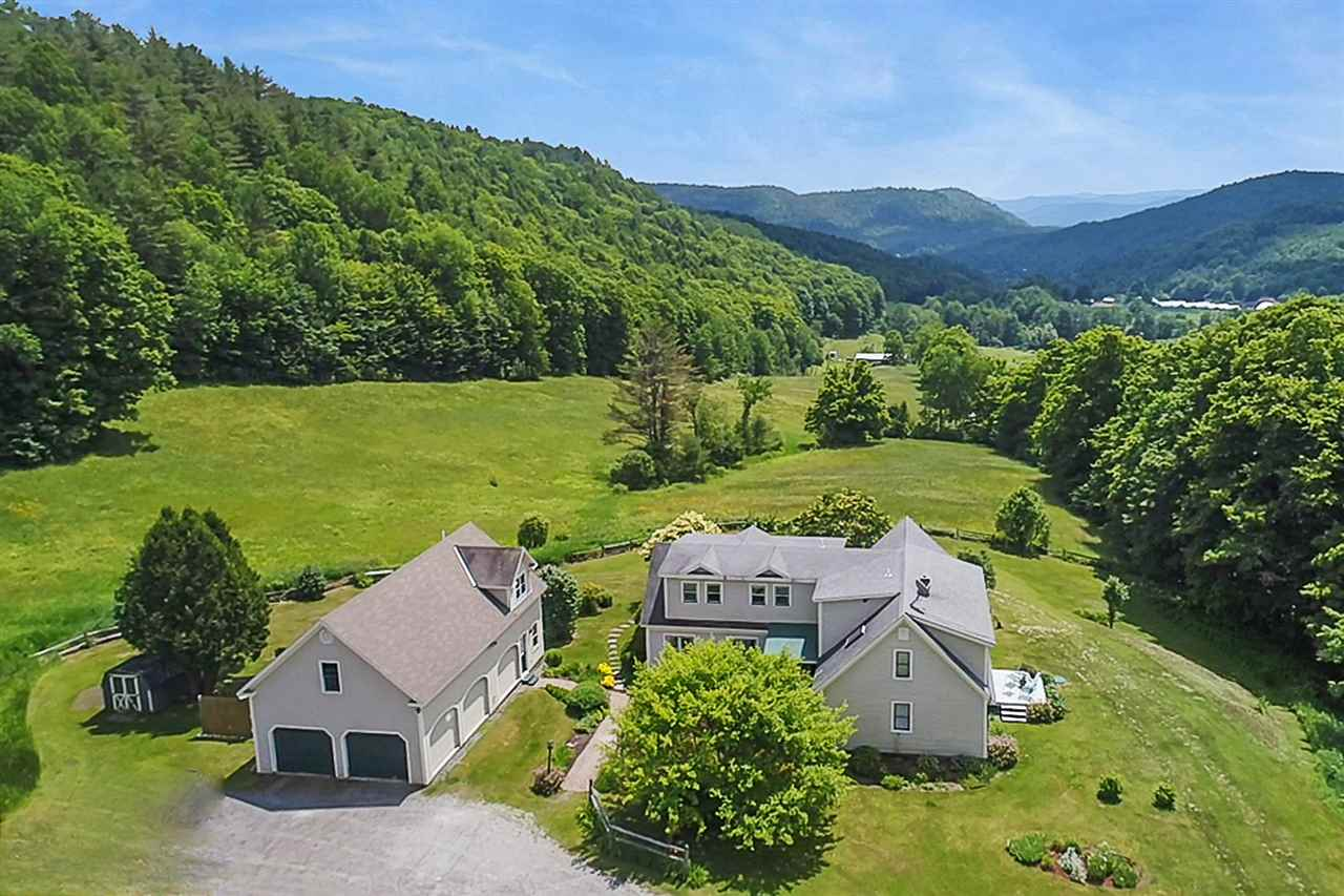 Nestled in the Green Mountains