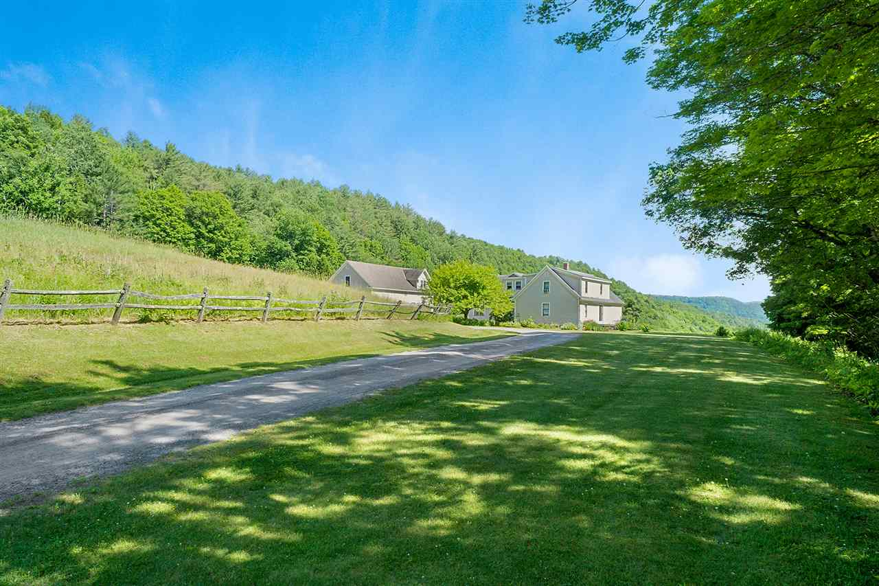 Land includes private pasture and meadows