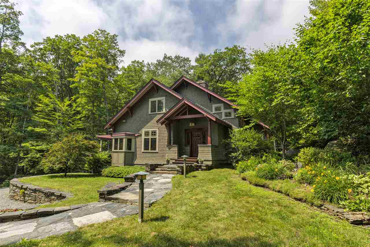 VILLAGE OF QUECHEE IN TOWN OF HARTFORD VT Home for sale $$775,000 | $273 per sq.ft.