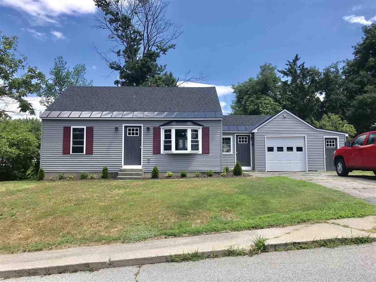 CLAREMONT NH Home for sale $$135,000 | $139 per sq.ft.
