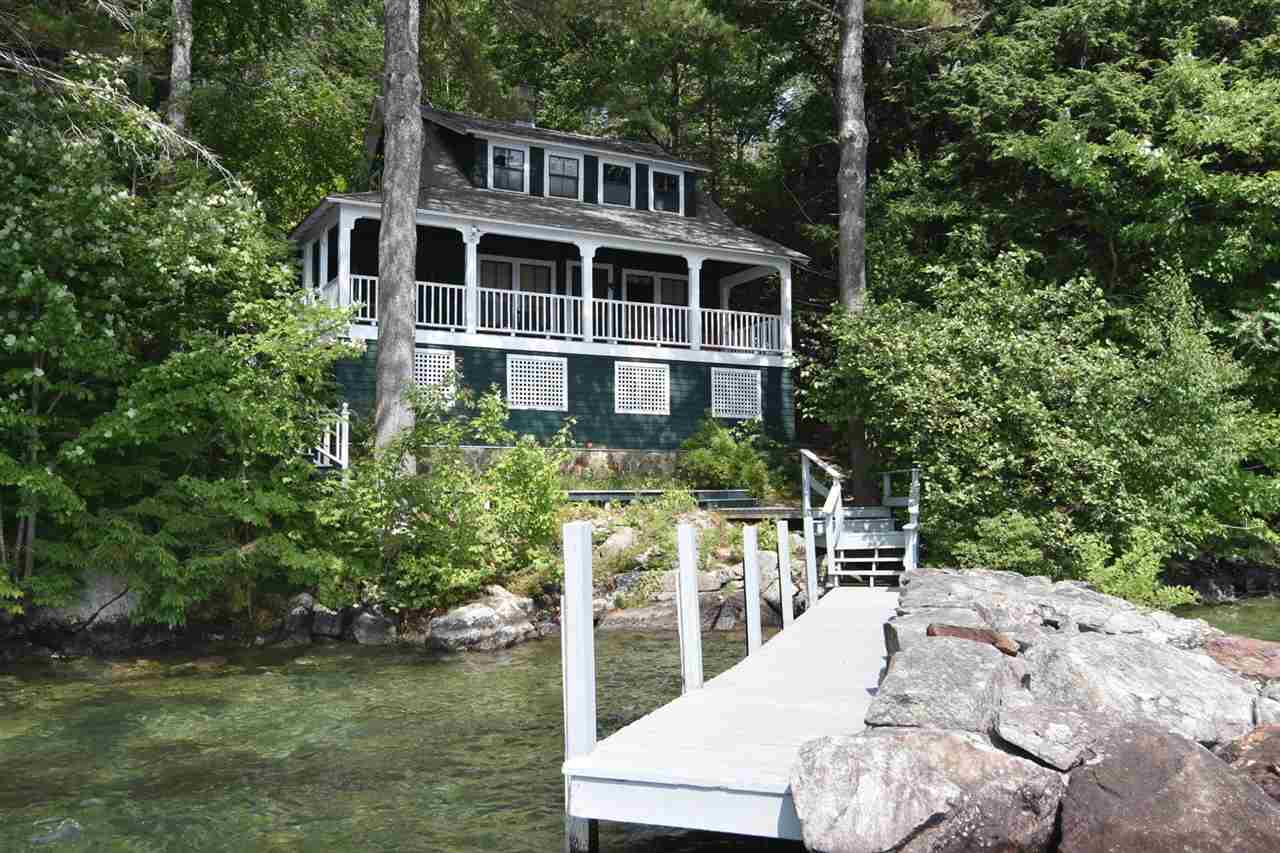 MLS 4706108: 7 Lockes Island, Gilford NH