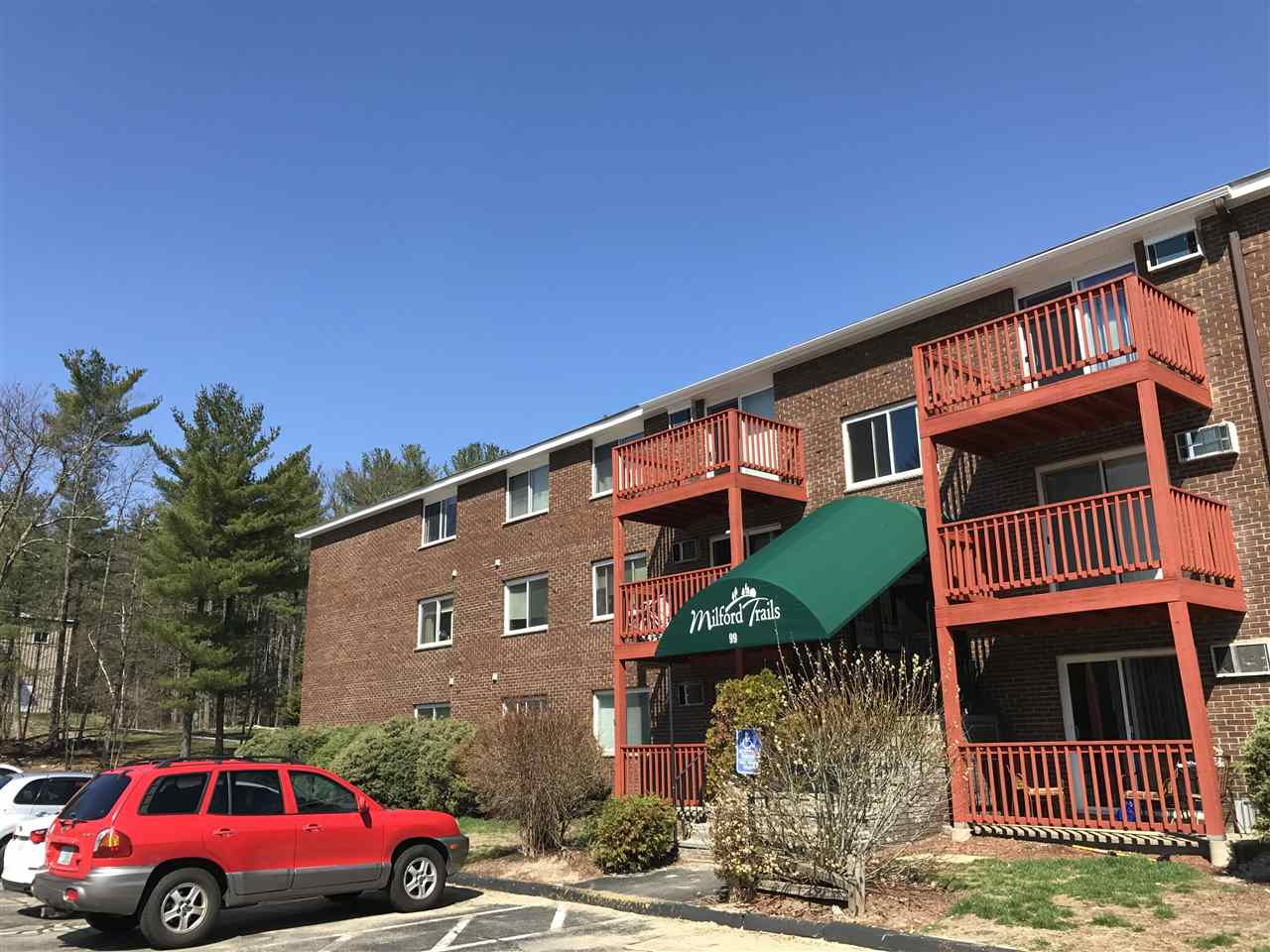 MILFORD NH Apartment for rent $Apartment For Lease: $1,169 with Lease Term