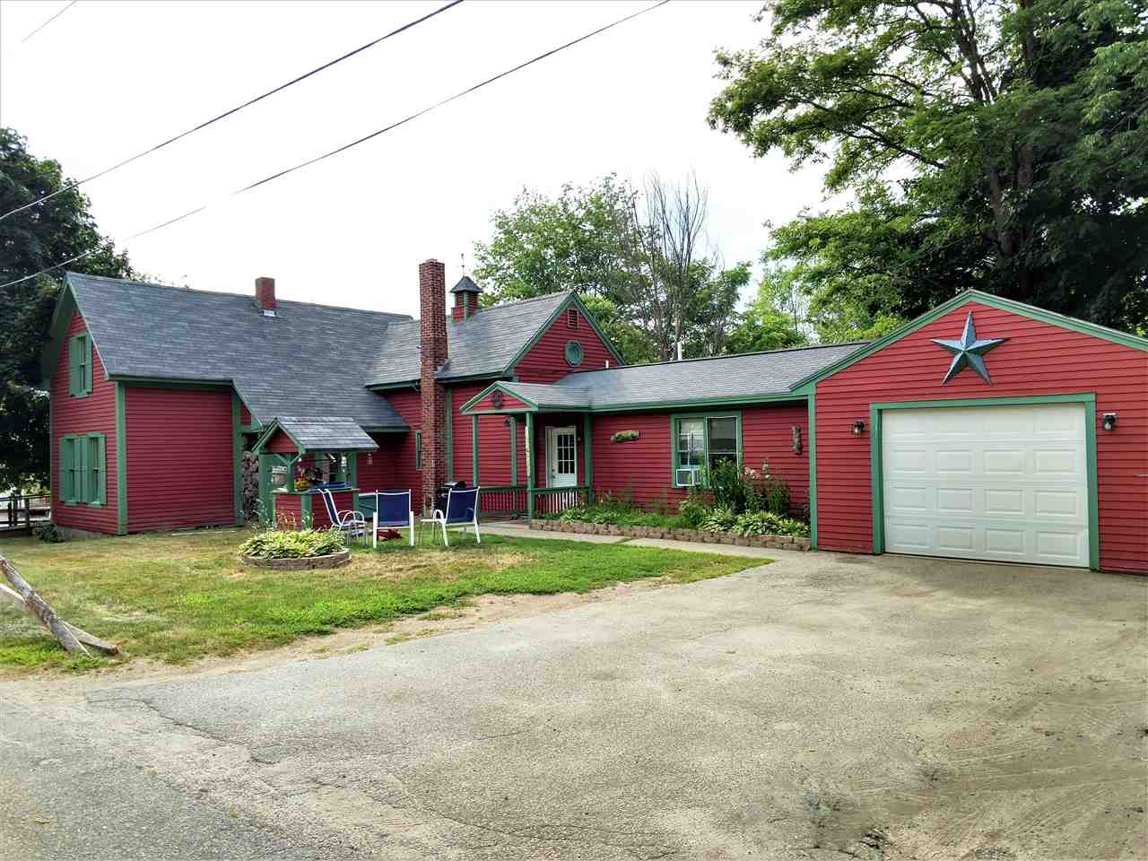 VILLAGE OF CENTER OSSIPEE IN TOWN OF OSSIPEE NH Home for sale $215,000