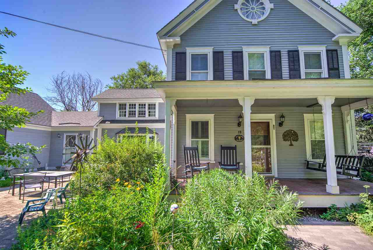 Woodstock VT Home for sale $List Price is $585,000