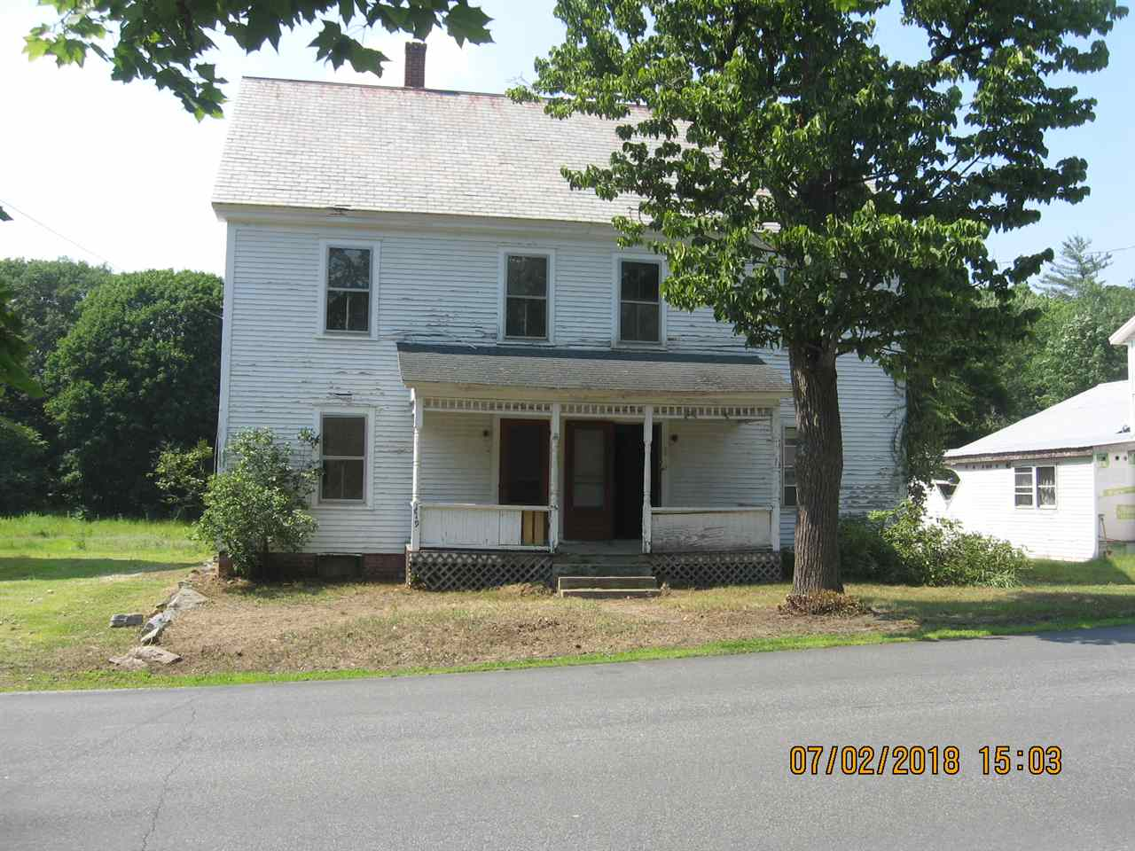 CHARLESTOWN NH Multi Family for sale $$29,900 | $11 per sq.ft.