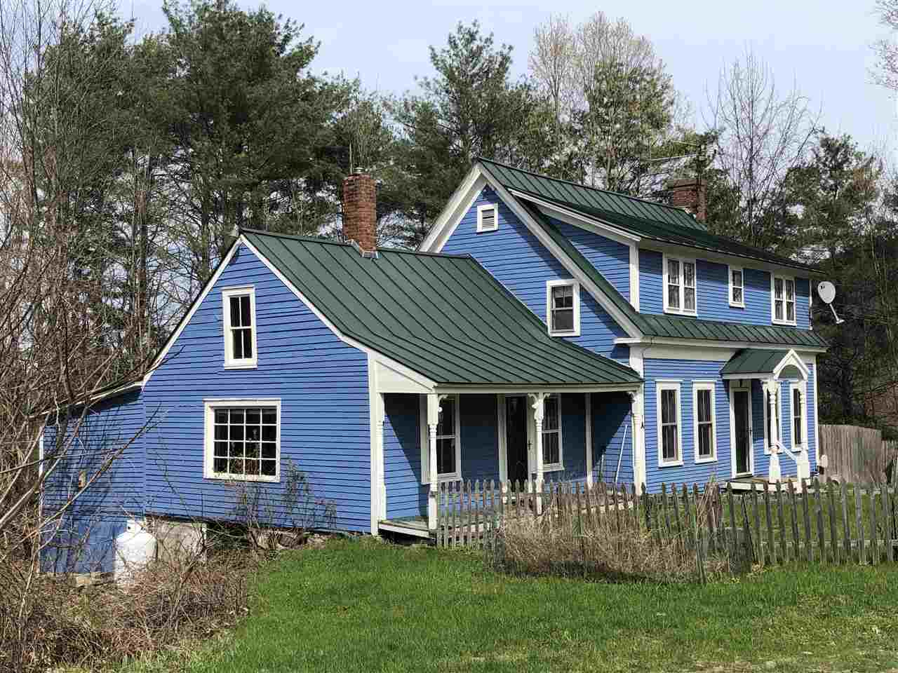 HARTLAND VT Lake House for sale $$229,000 | $109 per sq.ft.